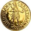 replika zlate mince kristian iv au kosicky zlaty poklad