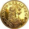 replika zlate mince karel xi karol au kosicky zlaty poklad