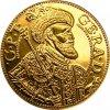zlata replika mince juraj i rakoci au kosicky zlaty poklad