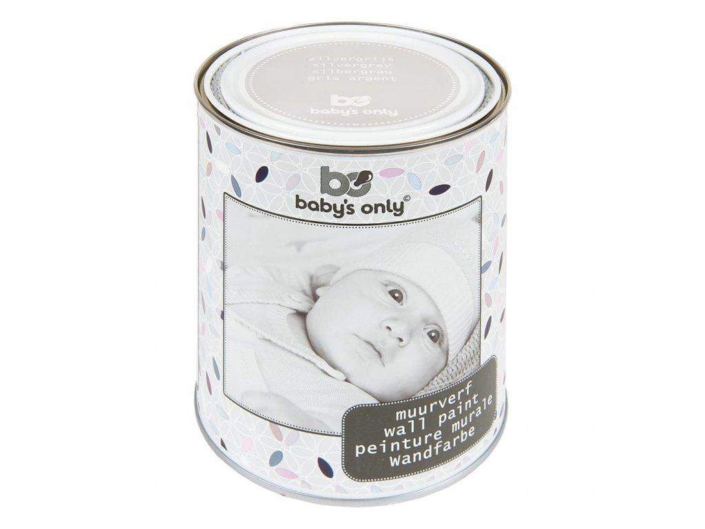 wall paint 1 liter silver grey 4180001 en G