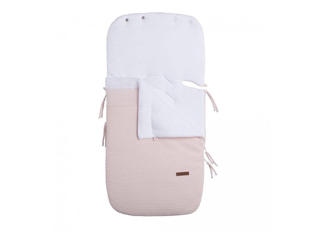 footmuff car seat 0 cloud classic pink 9916001 en G