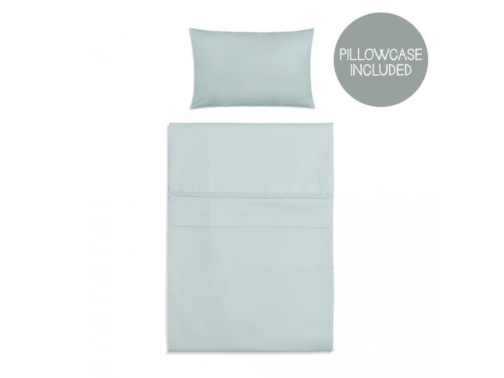 duvet cover 100x135 soft cotton mint 10562001 en G