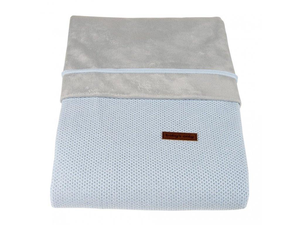duvet cover 100x135 cm classic powder blue 2843001 en G