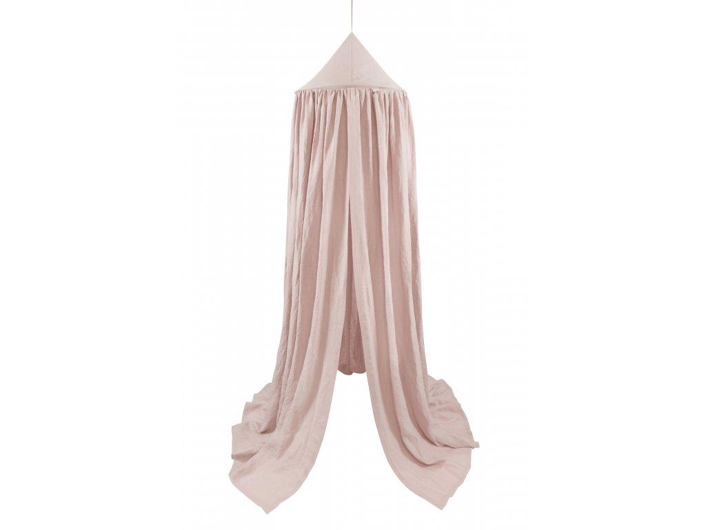 linen powder pink