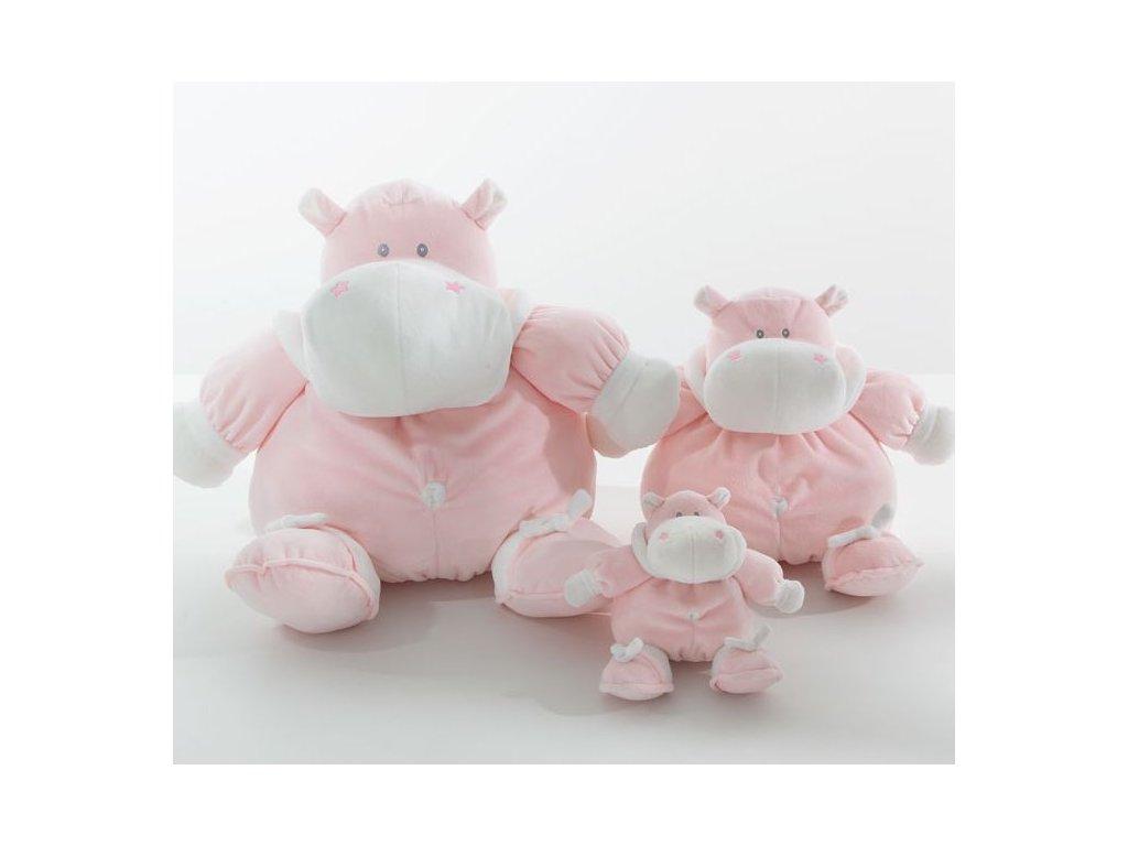 Darčekový set : Bombo 25cm ružový + Bombo 35cm ružový