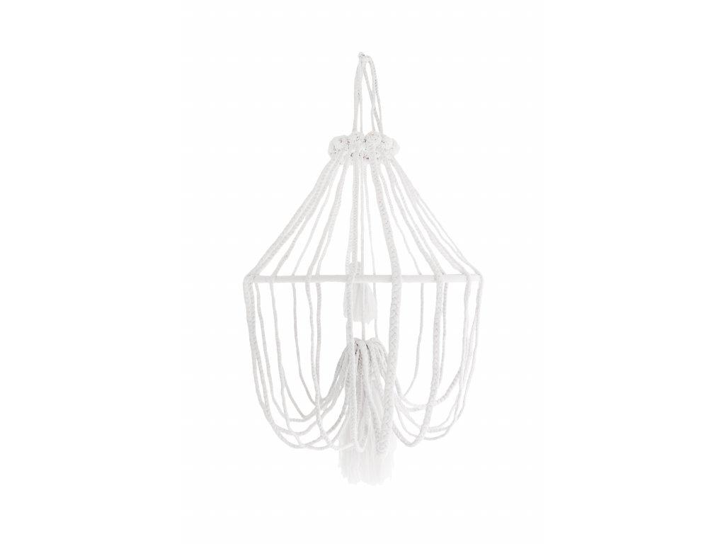 Spinkie Závesná dekorácia L White