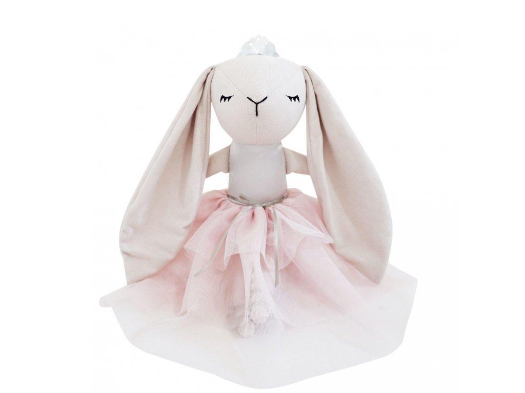 Princezná Bunny, pale rose
