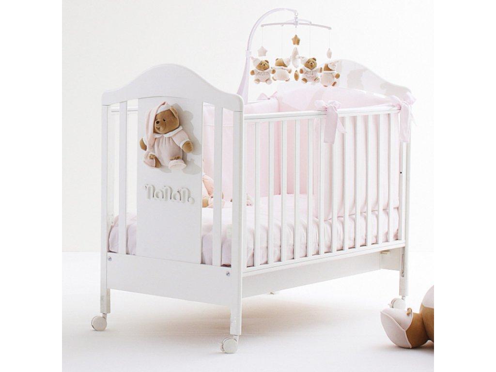 letto puccio baby rosa