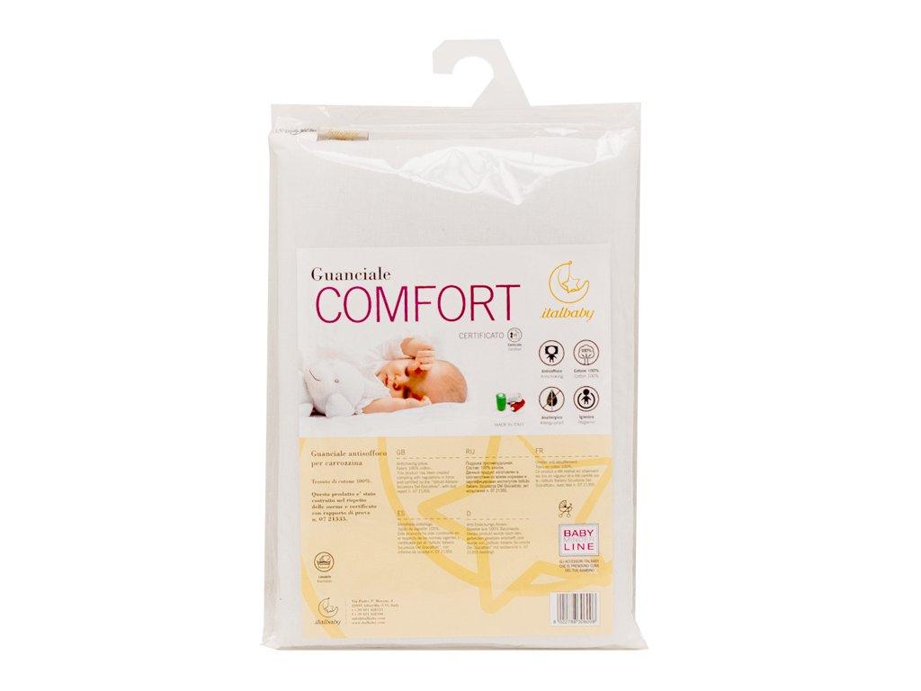 Italbaby vankúš Comfort 25x30cm