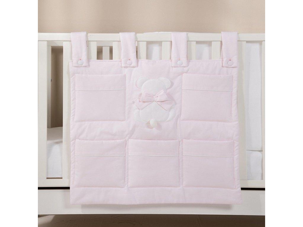 pannello p oggetti fiocco rosa98136