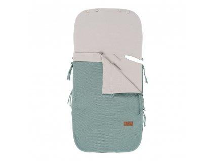 summer footmuff car seat 0 classic stonegreen 3897001 en G