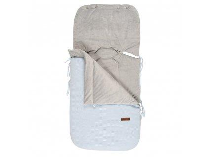 footmuff car seat 0 classic powder blue 3923005 en G