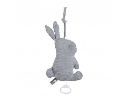 music box rabbit cloud grey 9977001 en G