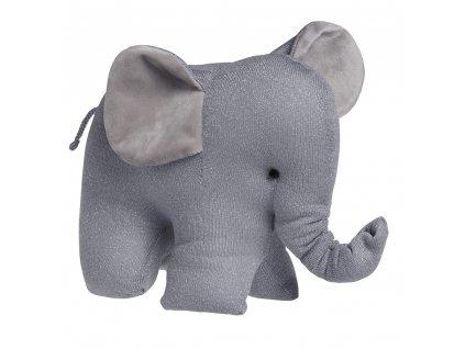 elephant sparkle silver grey melee 11283001 en G