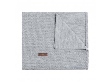 baby crib blanket cloud grey 9897001 en G