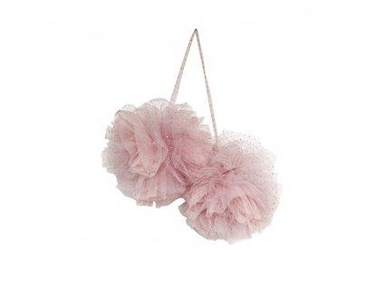 Veľka trblietavá Pom, Light Pink