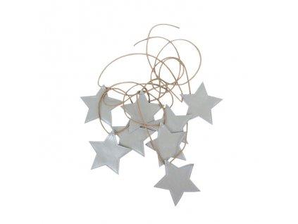 Spinkie, girlanda Star Silver