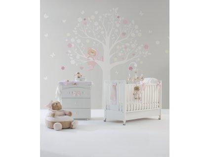 Albero incantato Carta da parati Baby Interior Design Wallpaper® per Nanán® 01