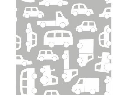 Tapeta Cars warm gray