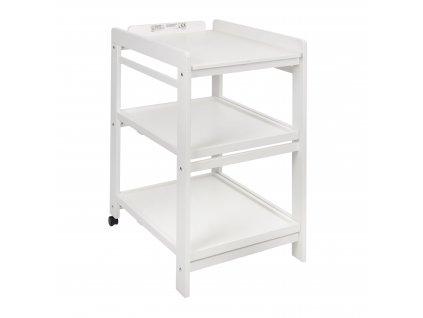 QUAX prebaľovací pult Comfort white