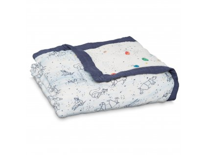 9331G 1 stargaze baby blanket silky soft muslin