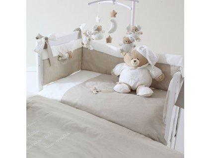 Nanán mini posteľný set Tato