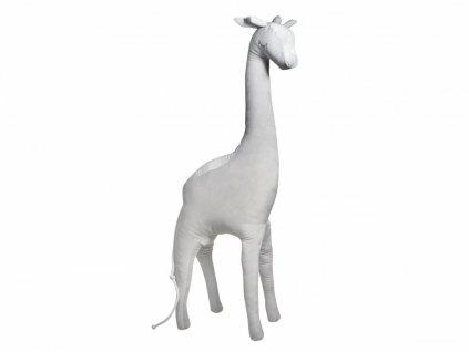 Decorative grey giraffe 1