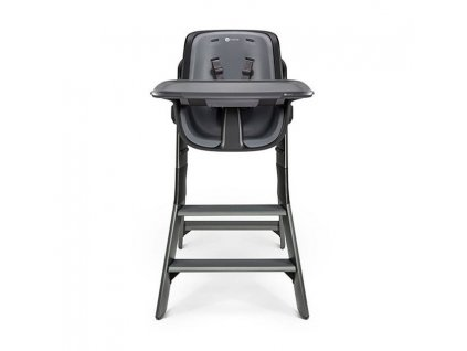 4moms krzeslo high chair black grey