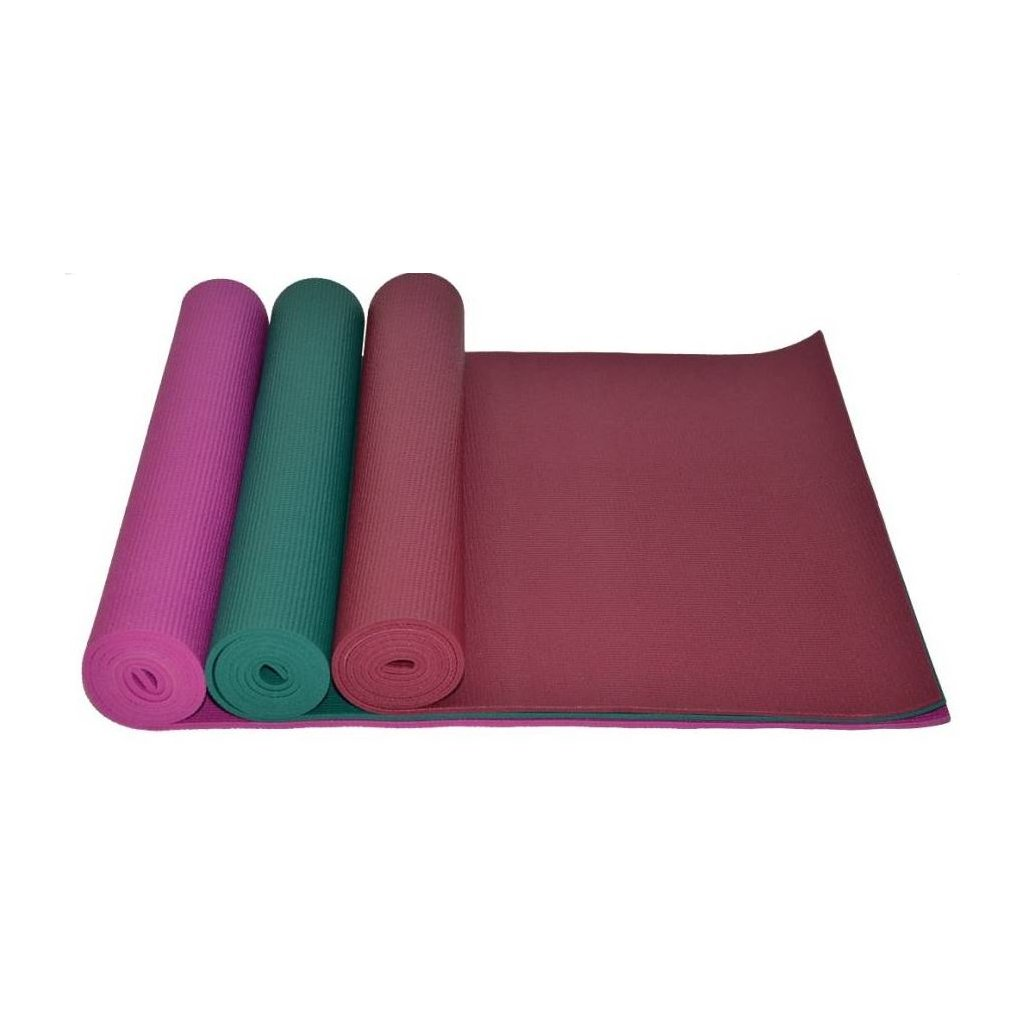 KO podložka yoga mat 6mm mix