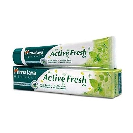 DS Himalaya Active fresh gel 80g