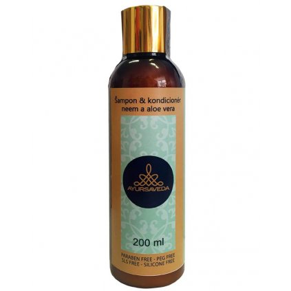 DS ayursaveda sampon kondicioner neem 200 ml