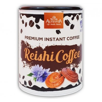 DS reishi coffee