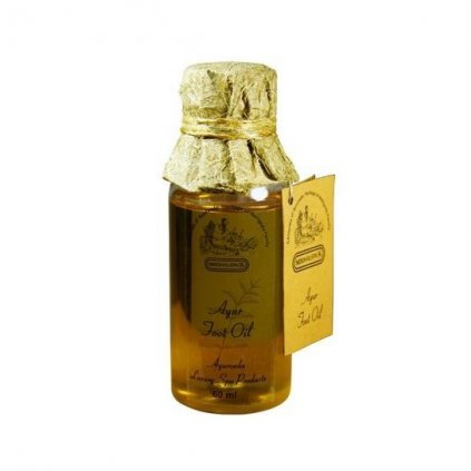 Olej na chodidla Ayur - Foot oil 60 ml