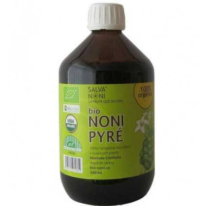Bio Noni pyré 500 ml exp. 6/2019