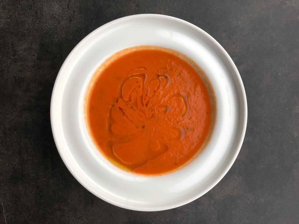 Tomatová polávka new