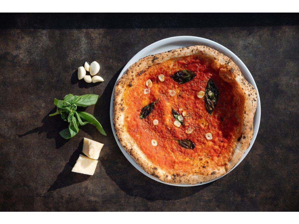 Pizza marinára