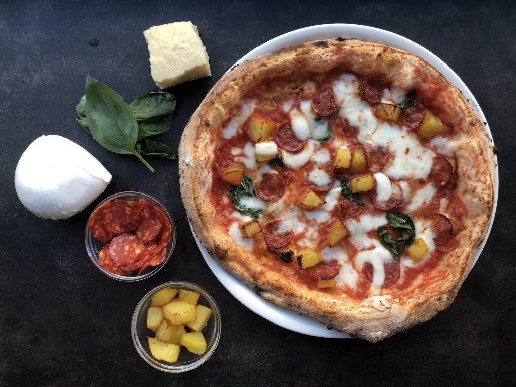 Pizza Napoli picante
