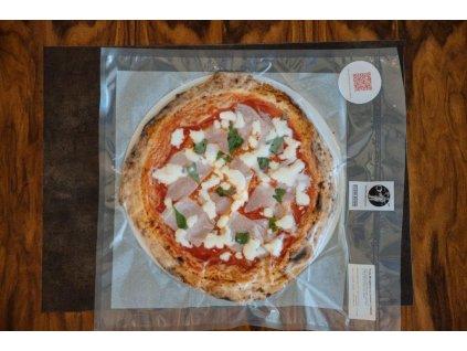 Pizza šunkova chlazená