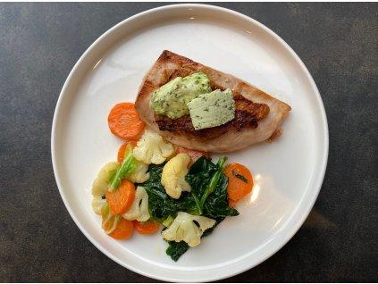 Kuře zelenina new