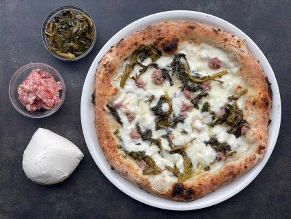 Pizza friarelli