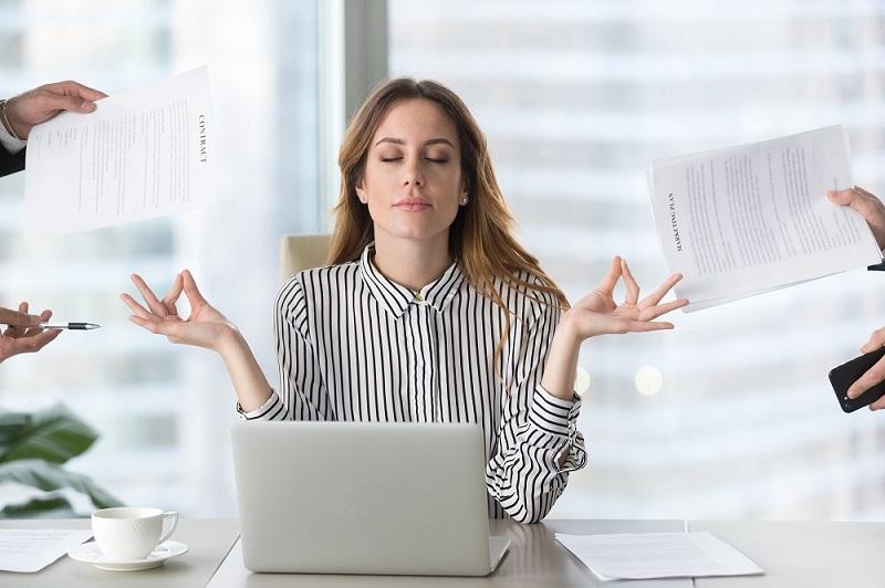 5 tipů, jak zlepšit stress management