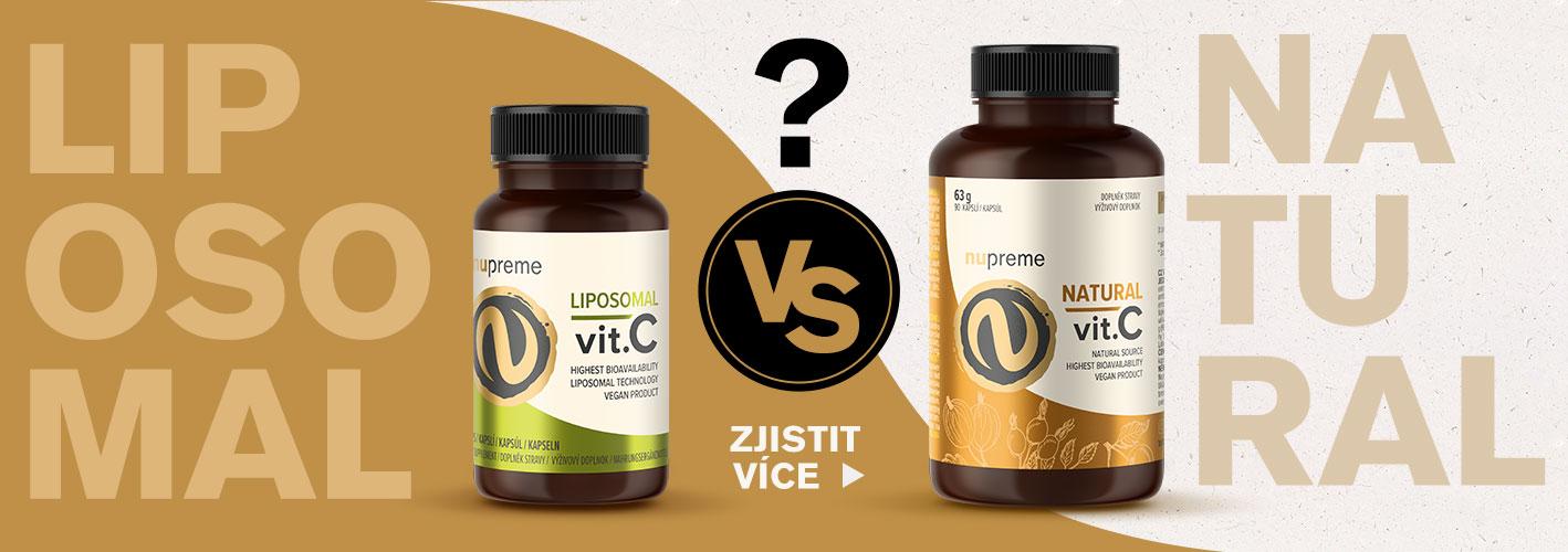 Porovnání vitamínů