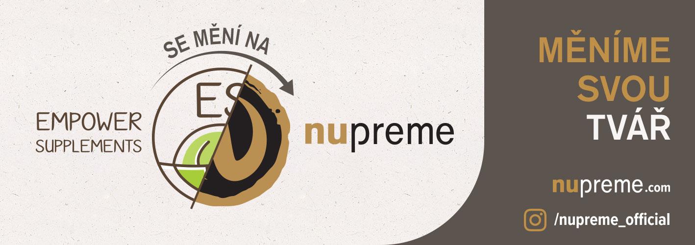 ES se mění na Nupreme