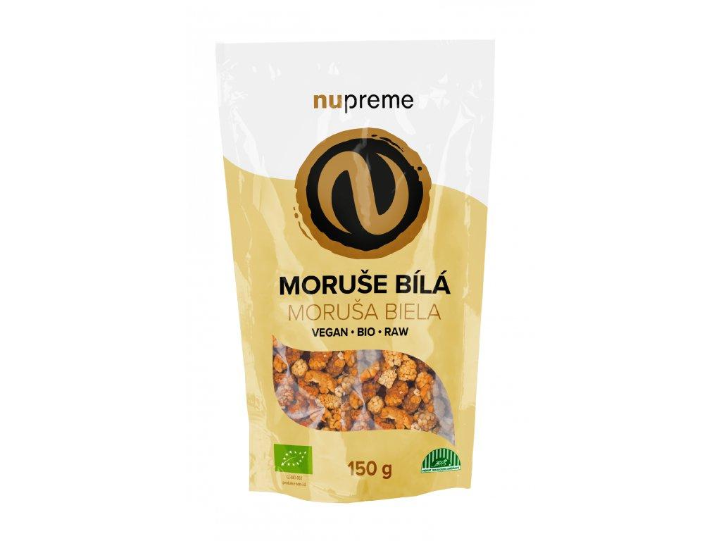 moruše bílá nupreme bio glukóza fruktóza