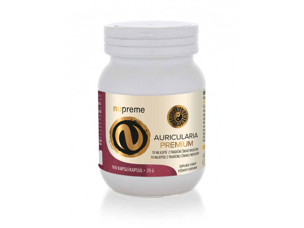 auricularia nupreme extrakt 30% polysacharidů