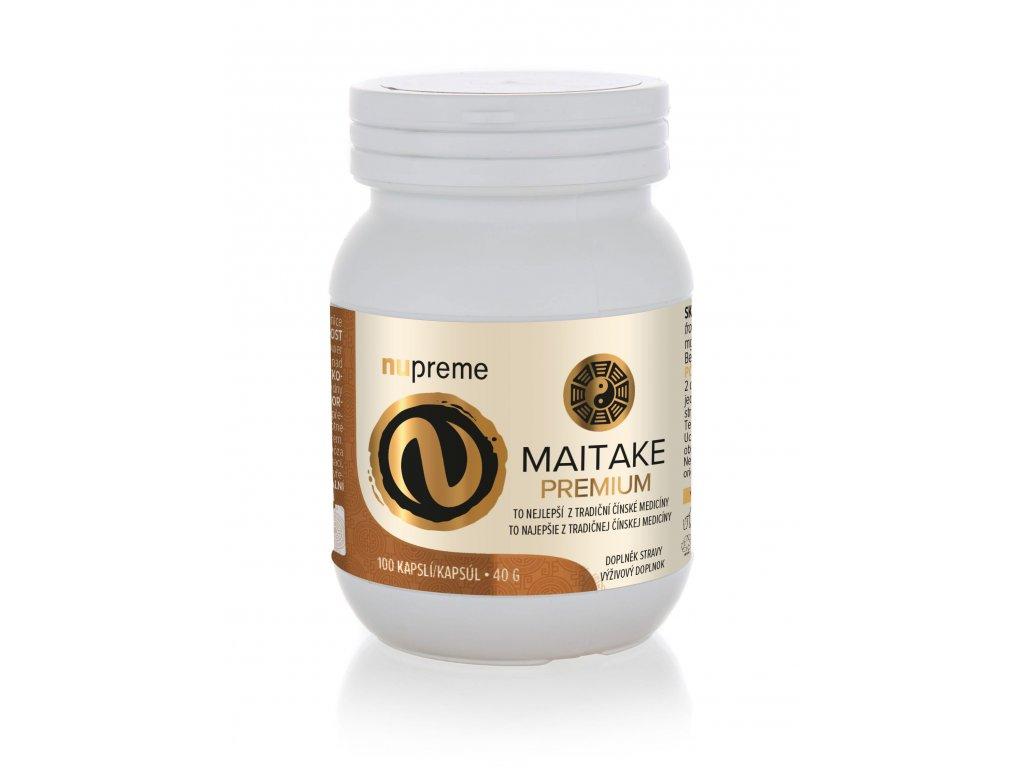 nupreme maitake extrakt 30% polysacharidů