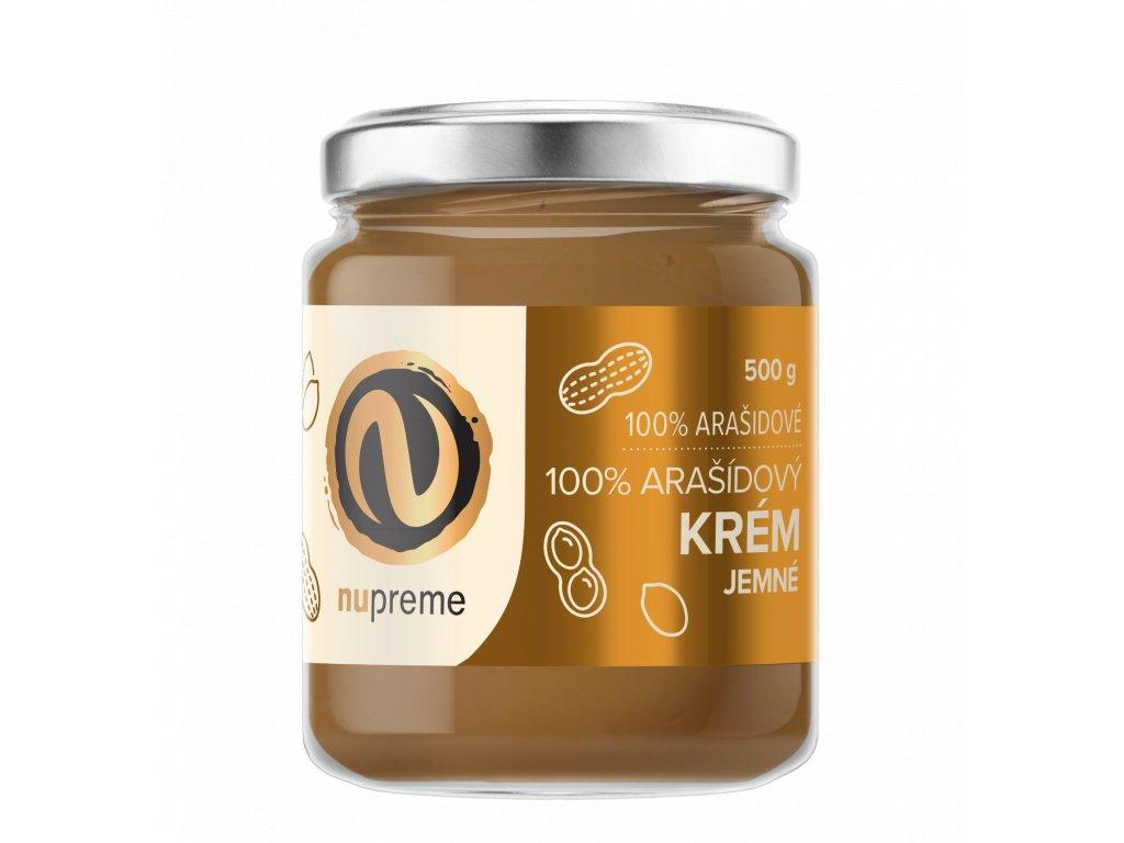 nupreme arasidove maslo 500g