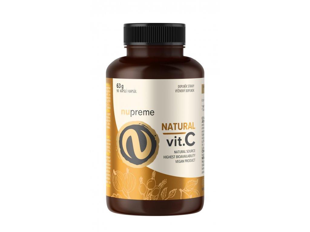 Nupreme Natural Vitamin C přírodní