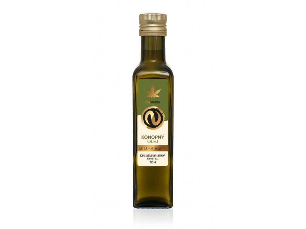 Nupreme konopny olej bio