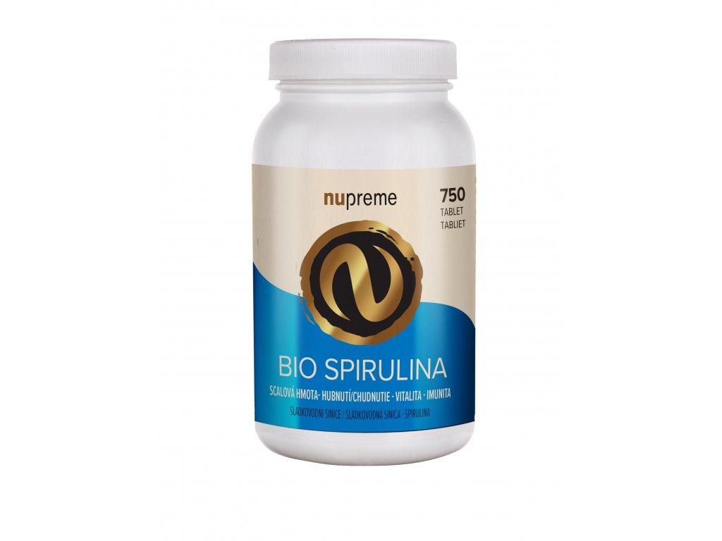 nupreme spirulina tablety
